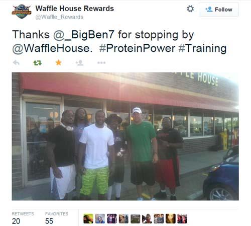 WaffleHouseTweet